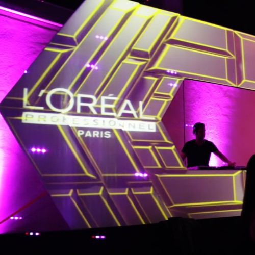 Stage Design – L'Oreal